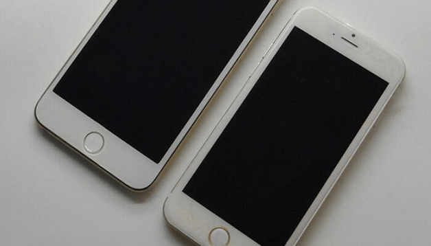 Leaked iPhone 6 images show 4.7 and 5.5 inch models