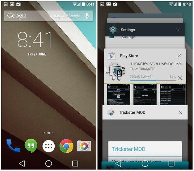 android nexus 5 5 0