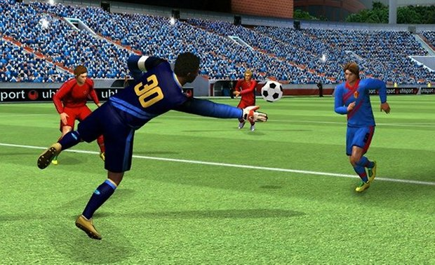 android real football 2013 1