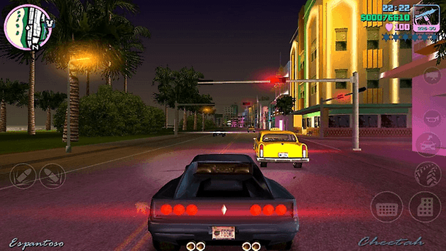 android vice city