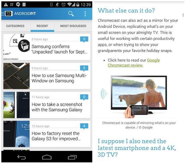 androidpit app screenshot four