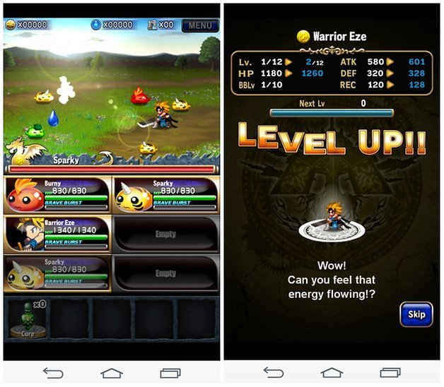 androidpit brave frontier screenshot 4