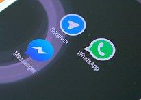 Como funcionam os recursos de segurança do WhatsApp, Telegram e Facebook Messenger