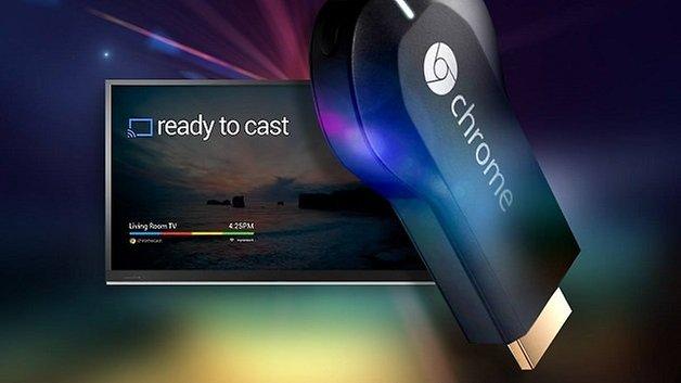 androidpit chromecast teaser