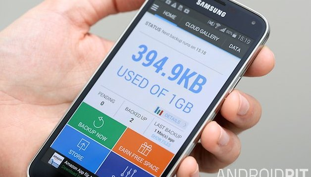 How to automatically backup pictures from Android to access on PC