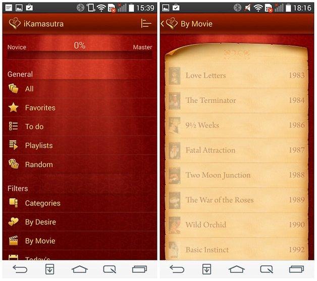 androidpit ikamasutra screenshot