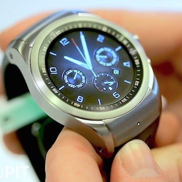 a1f2a1ab7fb Review preliminar do LG Watch Urbane LTE - o novo relógio inteligente da LG