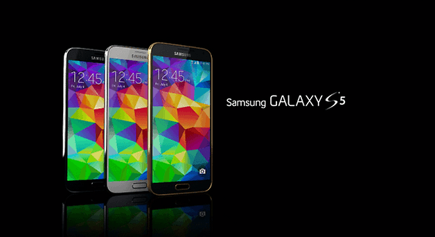 androidpit samsung galaxy s5 advert