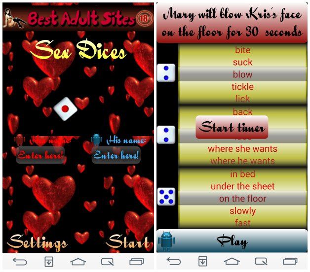 Beste sex dating app Android