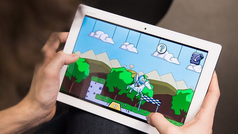 AndroidPIT best android tablet games 1
