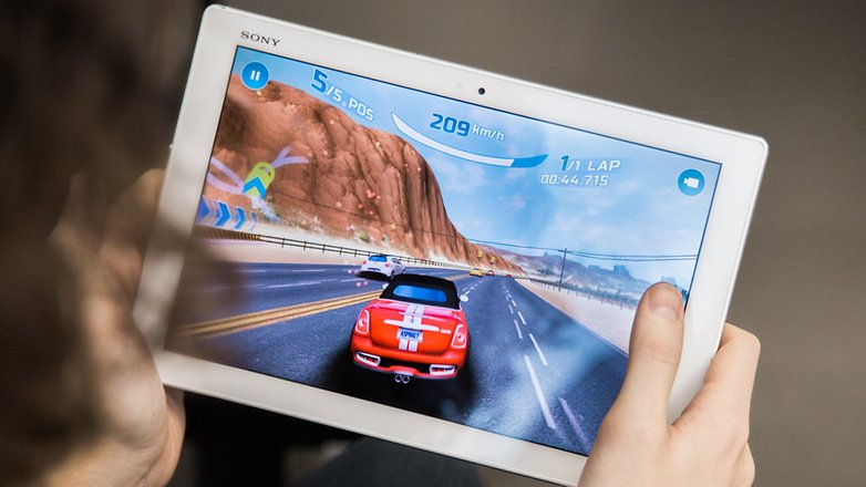 best tablet for playing games