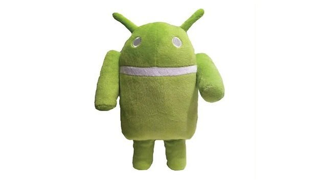 androidpit deals 6 inch android plush toy