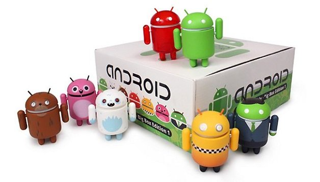 Get these adorable Android collectibles and save more than 40% in today's deal