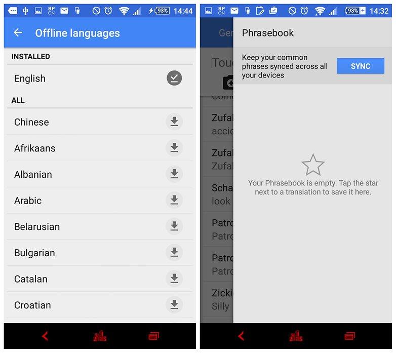 androidpit google translate offline