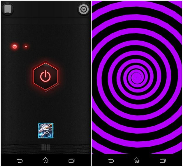 androidpit color flashlight