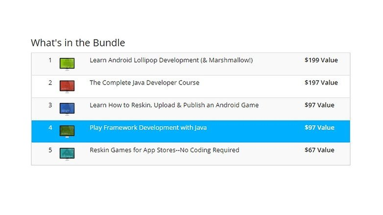 androidpit java android coding bundle