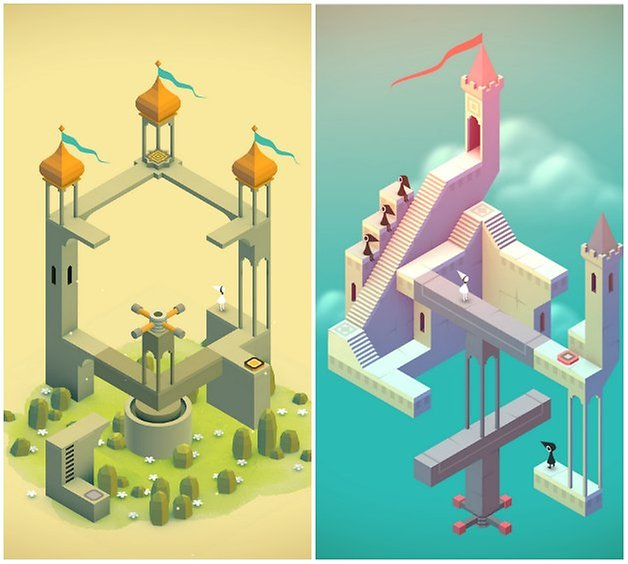 androidpit monument valley best game