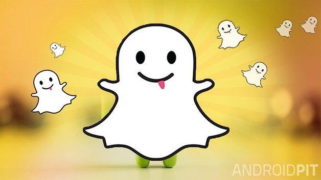 androidpit snapchat teaser