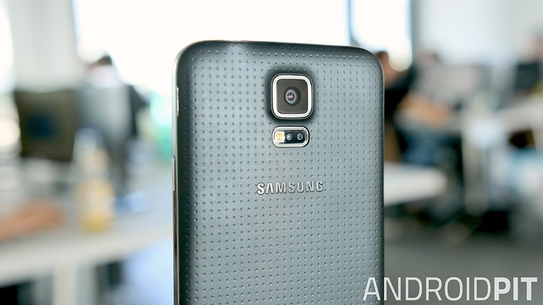 samsung galaxy s5 back heart rate camera