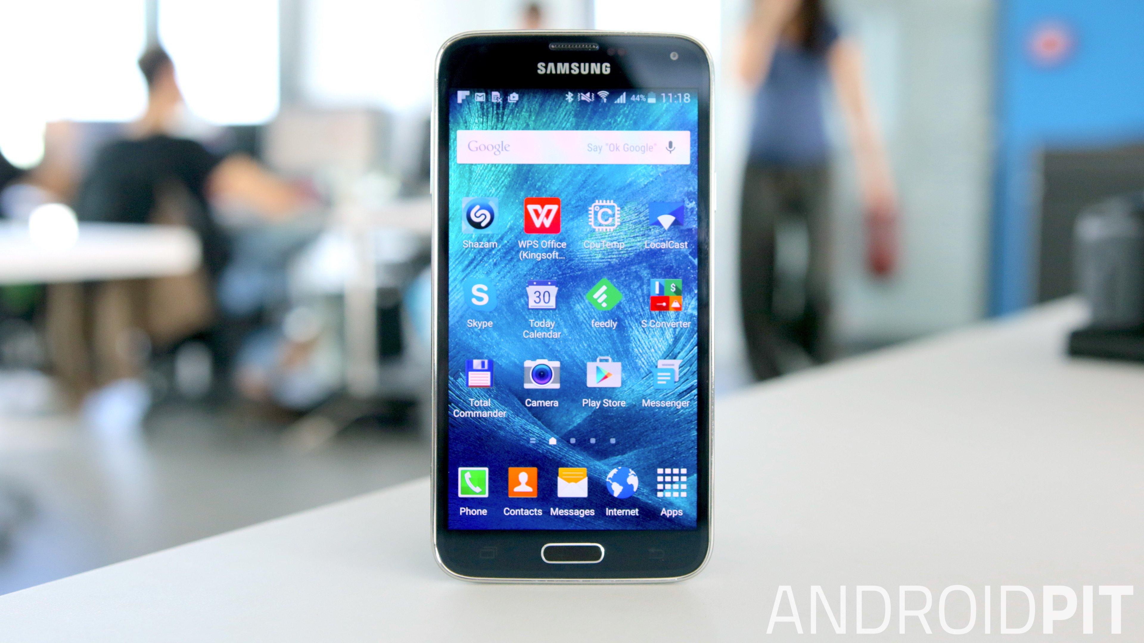 Samsung Galaxy S5 Neo — Keine SMS mehr empfangen | AndroidPIT