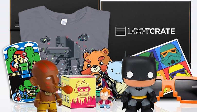Deal: Get a 3-month subscription to Loot Crate's epic gear for gamers and geeks