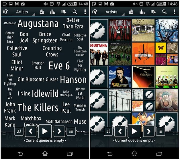 androidpit n7player music app