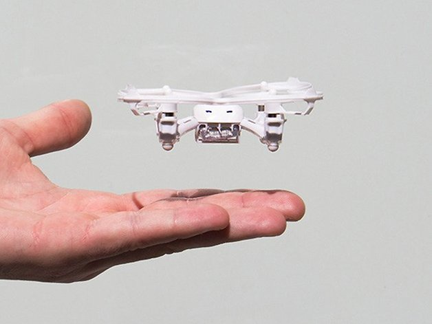 androidpit snowflake drone 2
