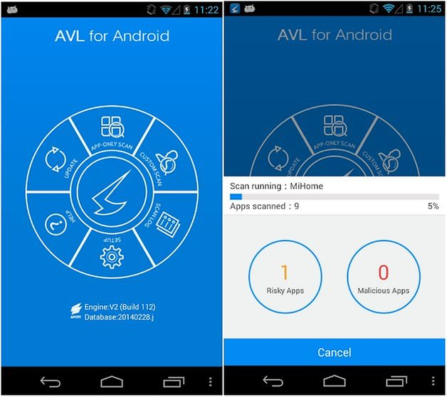 androidpit avl for android