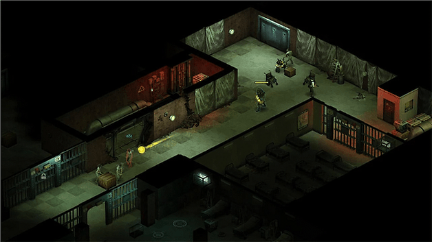 androidpit shadowrun returns screenshot