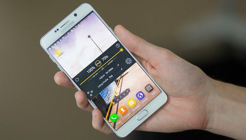 Cómo controlar el brillo y la temperatura de color de la pantalla en Android