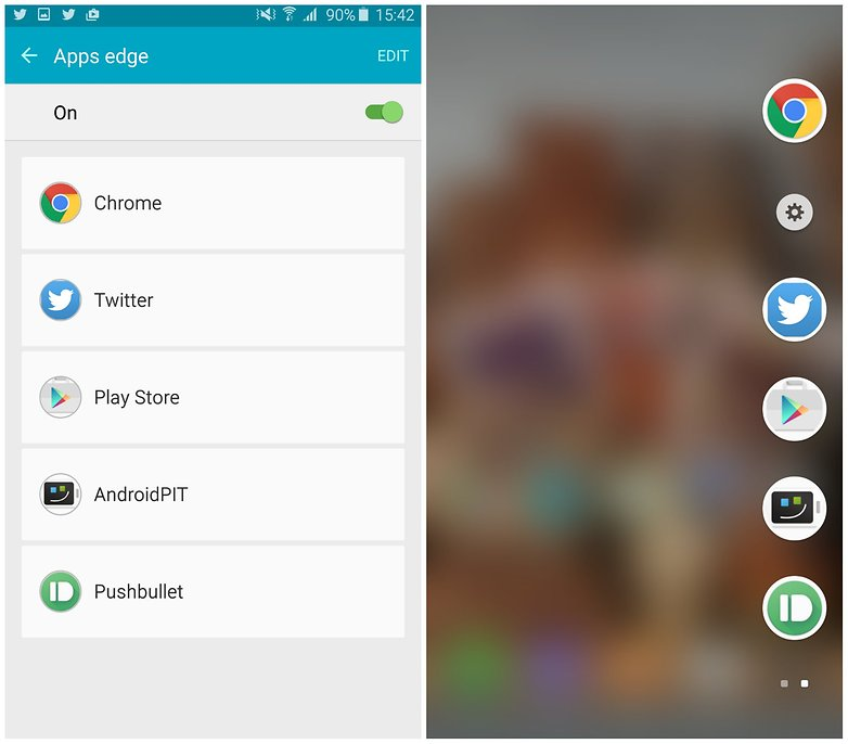 androidpit samsung galaxy s6 edge plus apps edge