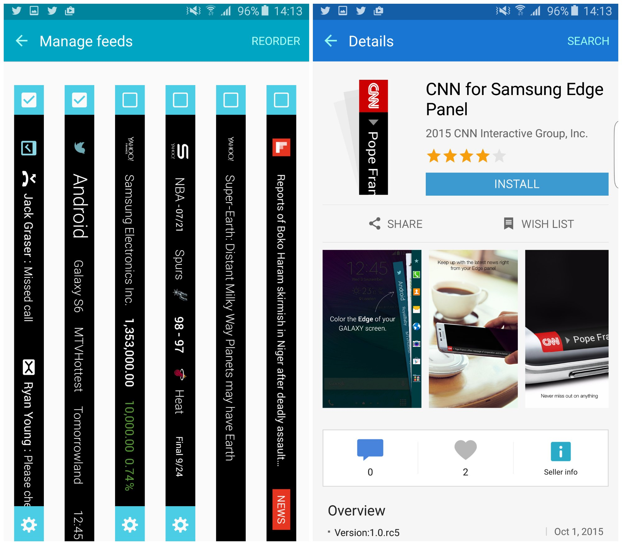 Samsung Galaxy S6 Edge Tips And Tricks Give Your Phone The