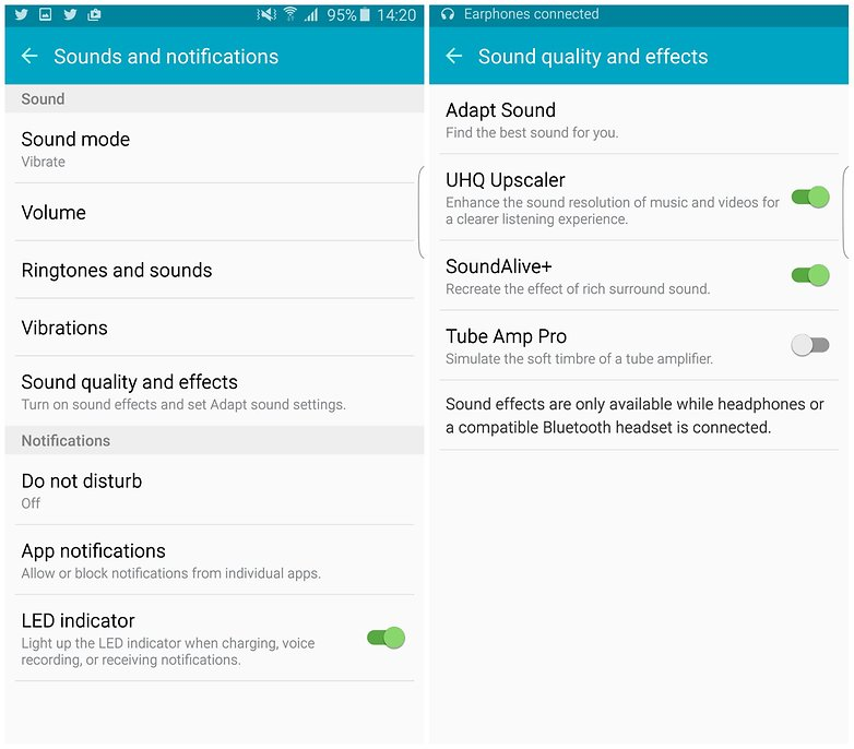 androidpit samsung galaxy s6 edge plus sound tips