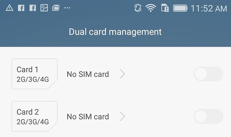 androidpit honor 7 dual card management