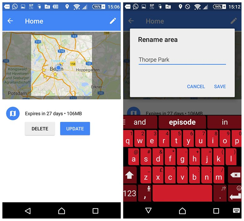 How to use Google Maps offline - Tips and Tricks - Mi ... Google Maps Android Offline on google docs offline android, google chrome search, google maps android icon, city maps 2go android, google sync android,