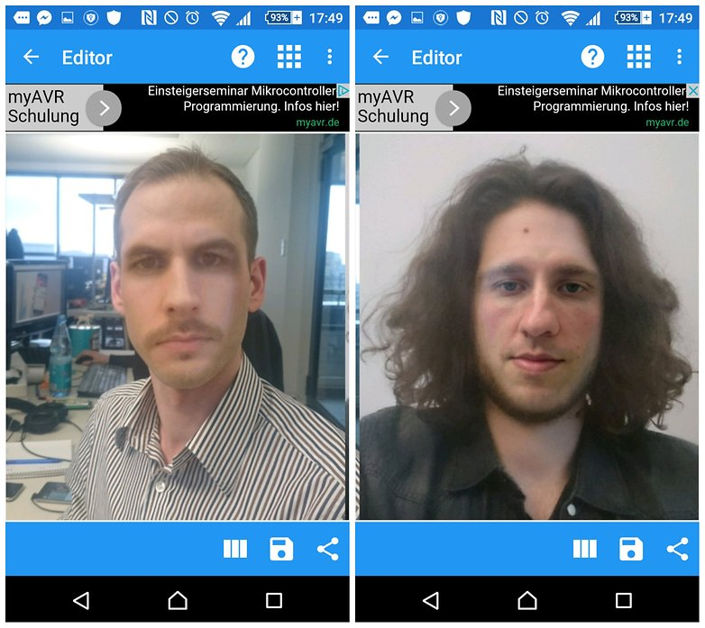 androidpit face swap app 3
