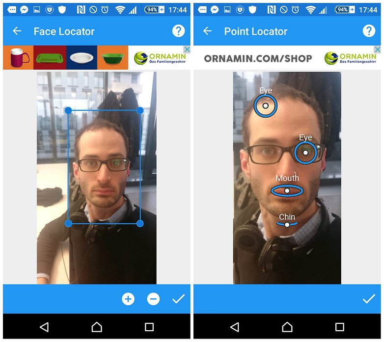 androidpit face swap app