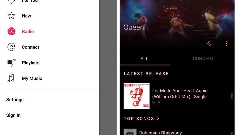 Apple Music app for Android: first impressions | AndroidPIT