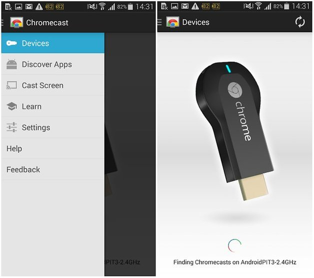 androidpit chromecast setup 2