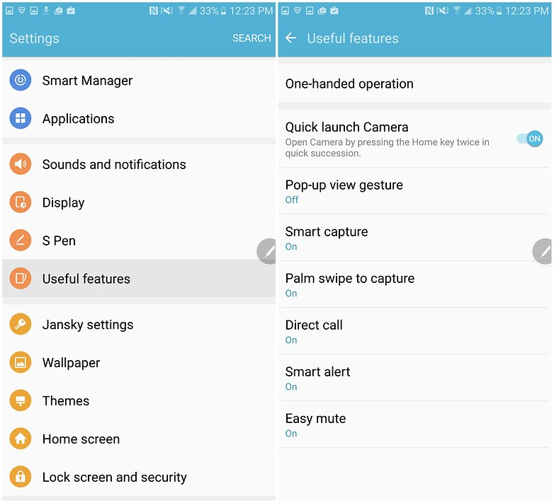 androidpit samsung galaxy note 5 marshmallow 6