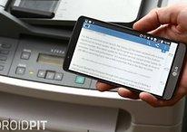 Como imprimir documentos do seu Android