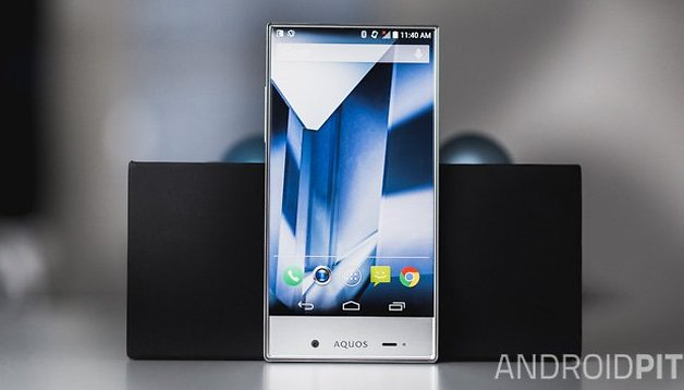 Test complet du Sharp Aquos Crystal