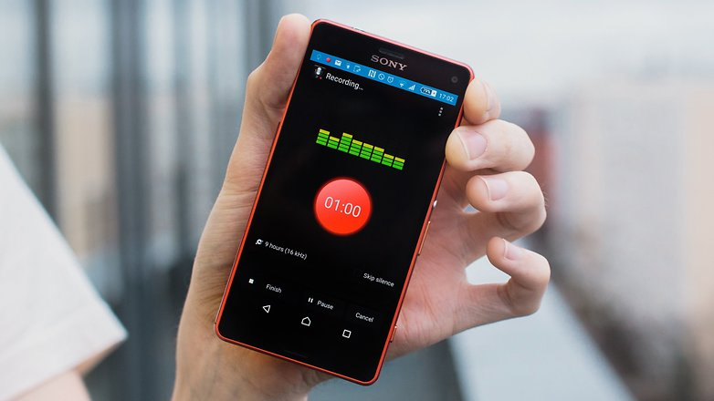 androidpit smart voice recorder 2