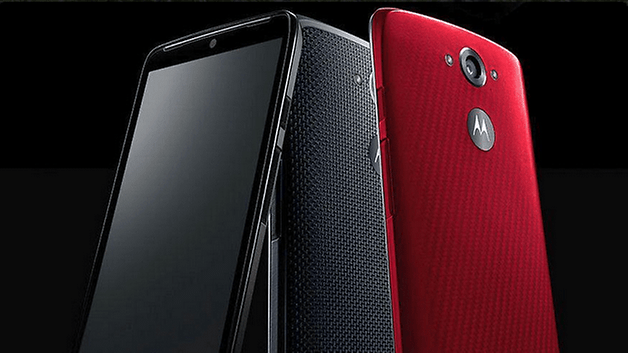 androidpit motorola droid turbo front back teaser