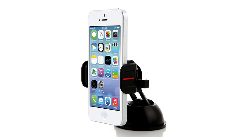 androidpit exomount touch car mount two2