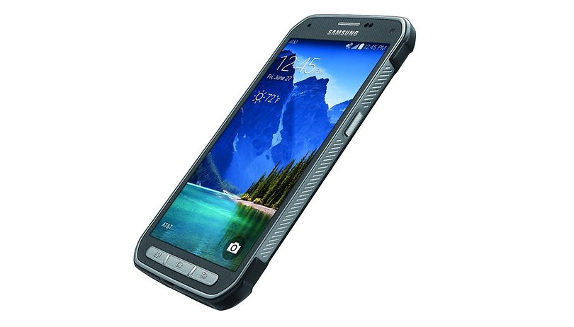 Has the Samsung Galaxy S6 Active just leaked?