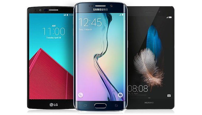 Win a Galaxy S6 Edge, an LG G4, or Huawei P8 in this special giveway