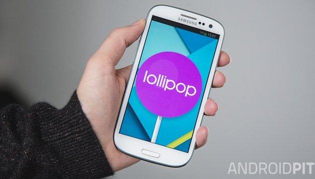 Cómo instalar Android 5.0 Lollipop en un Samsung Galaxy S3