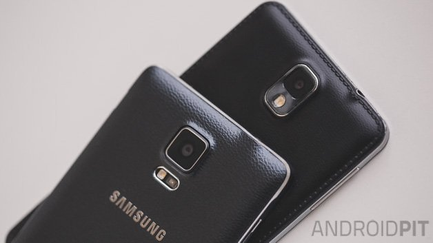 androidpit galaxy note 4 vs galaxy note 3 10