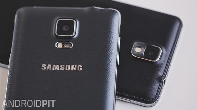 androidpit galaxy note 4 vs galaxy note 3 11